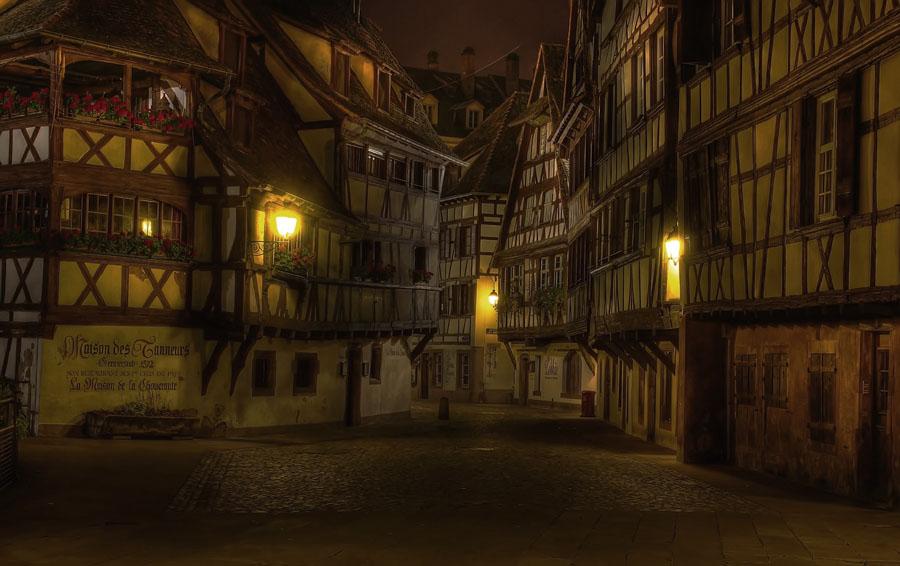 Una notte a Strasburgo #1
