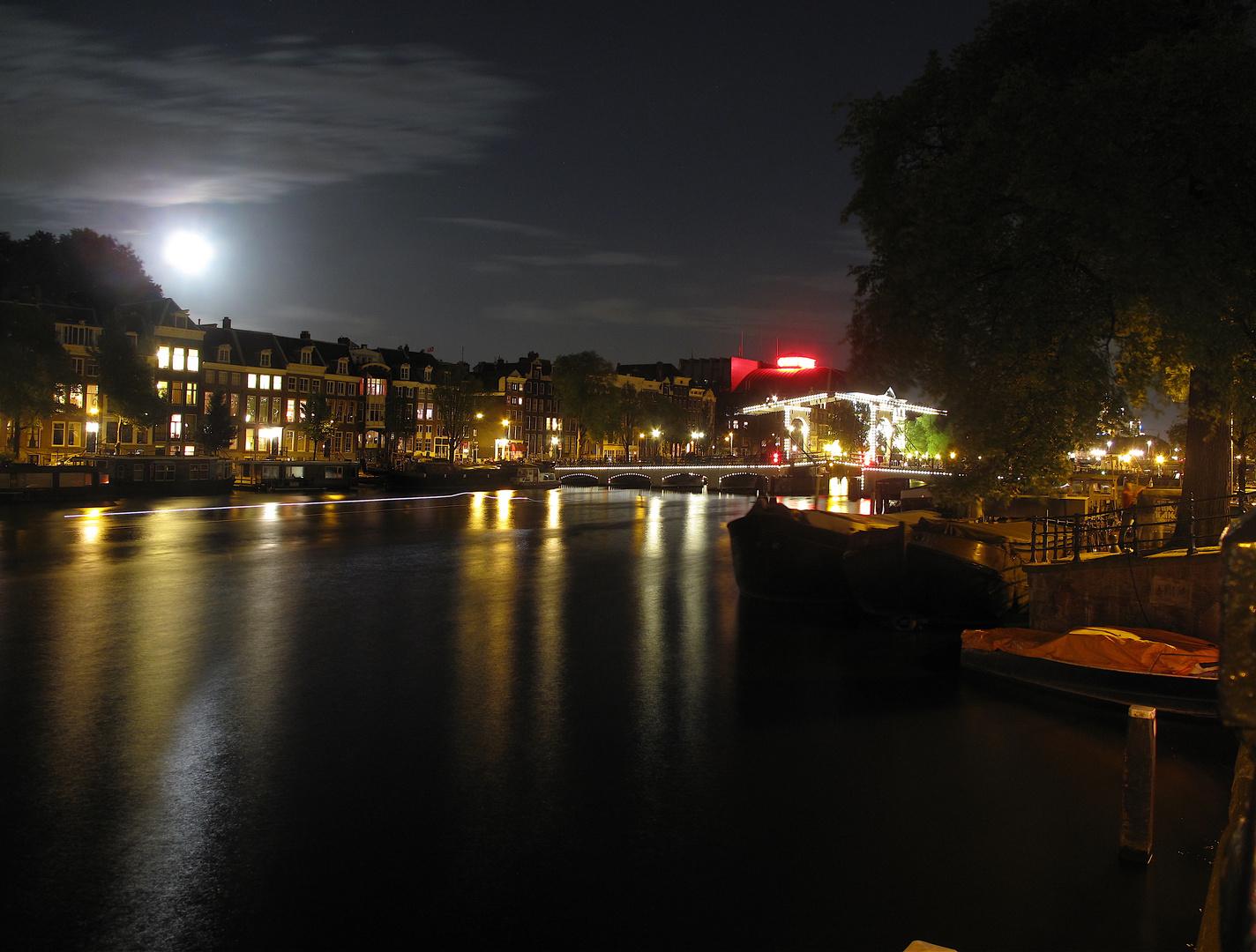 una notte ad Amsterdam