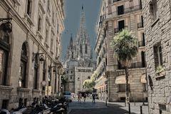 Una perspectiva de la Catedral