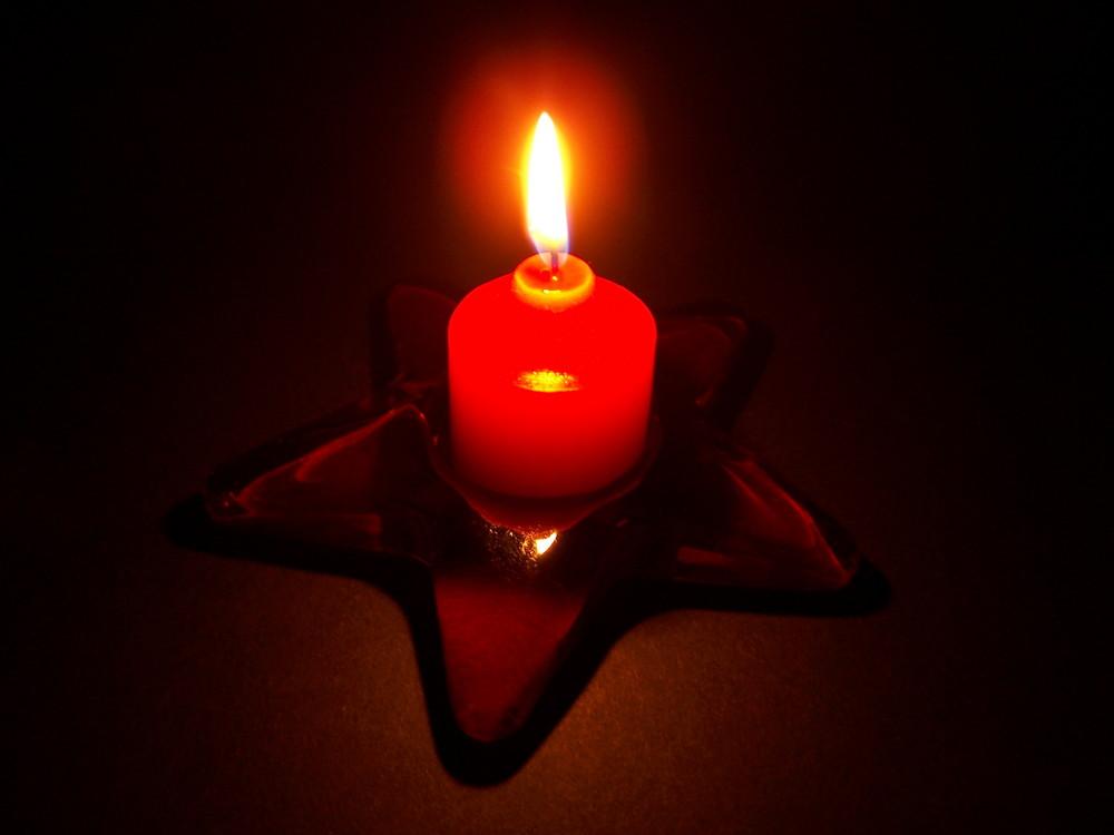 ......una piccola luce di speranza.....