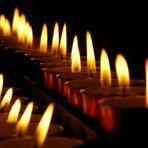 Una preghiera racchiusa in una piccola luce...