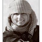 Una sonrisa desde Siria