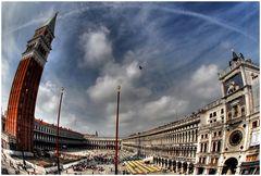 Una triglia in Piazza San Marco