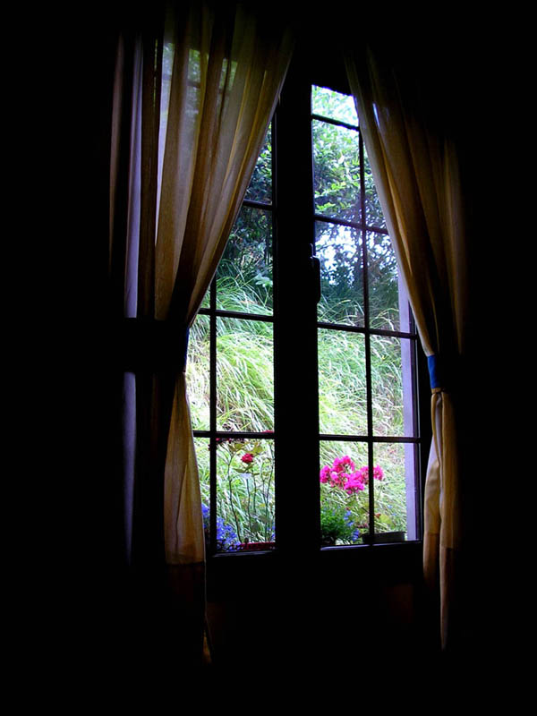 Una ventanita al mundo.-