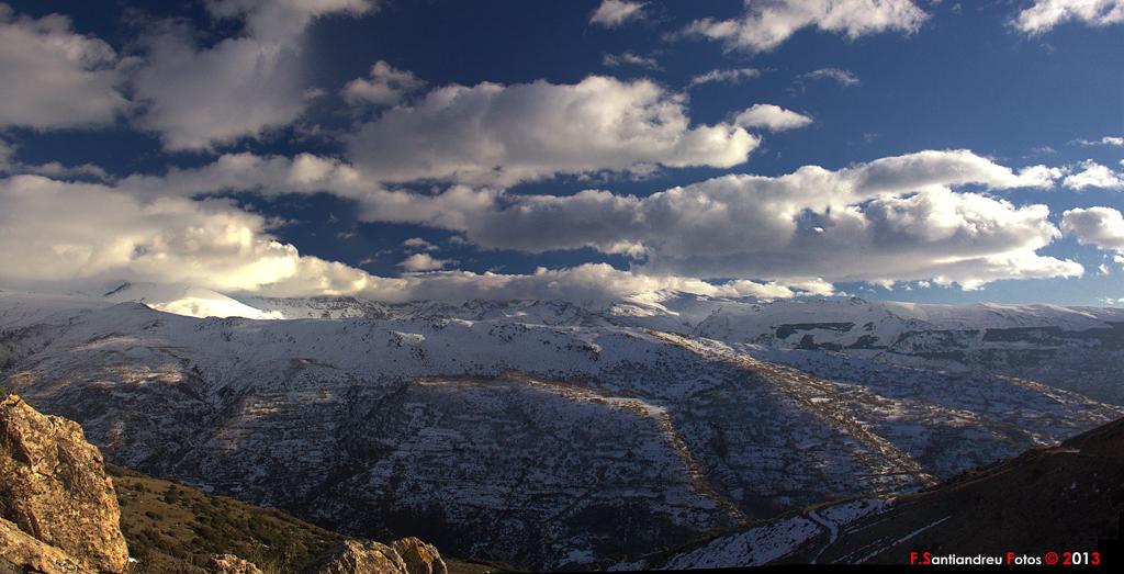 Una vista diferente de Sierra Nevada
