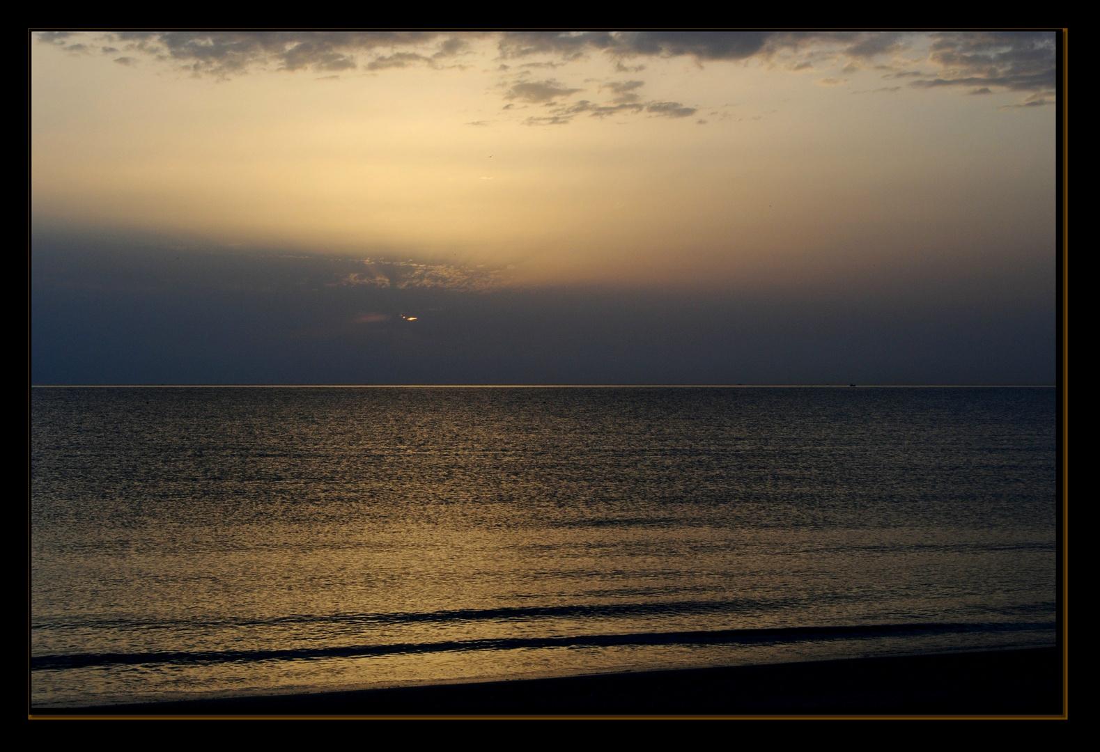 ...un'altra alba...