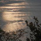 Un'angolo del lago di Como tra Cernobbio e Moltrasio