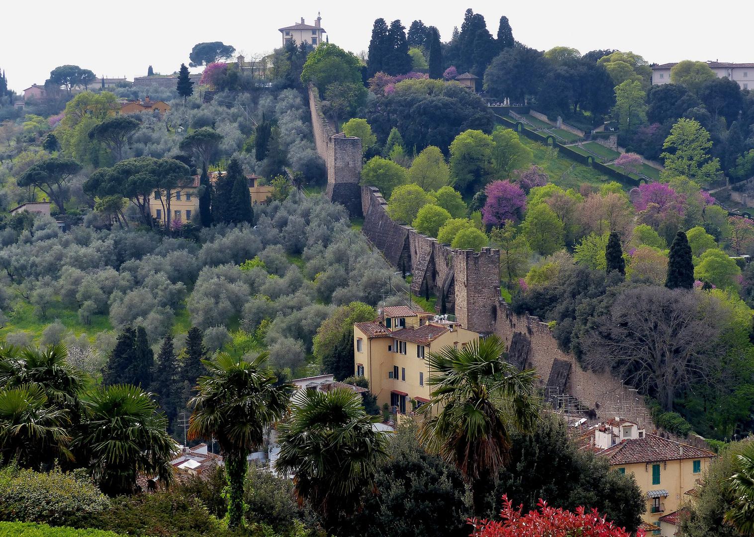 Unbekanntes Florenz
