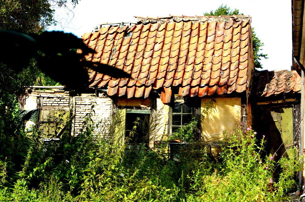 """""""unbewohnbar"""" Haus in Dänemark"""
