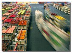 ...Und Action!! - auf der größten Blumenbörse der Welt...