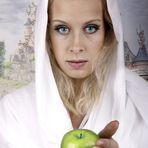 ...und als sie mir den Apfel reichte....