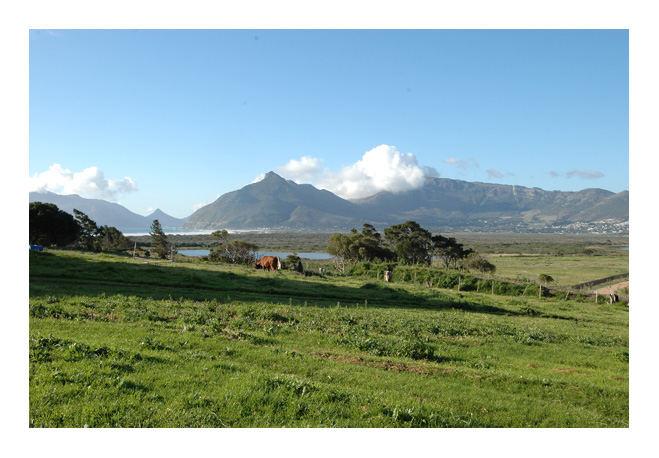 ... und auch das ist Südafrika