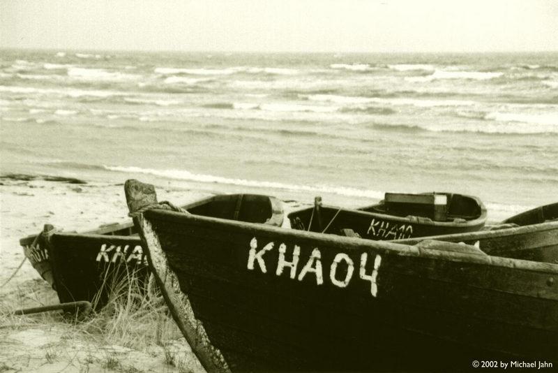 ...und das Meer