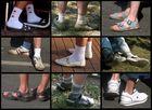 Und das war der Schuhsommer 2002 bei den Herren! Applaus!