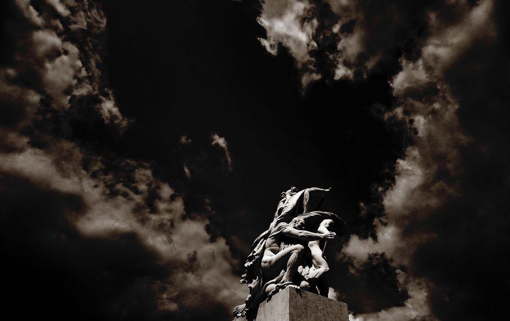 und der himmel tut sich auf.....