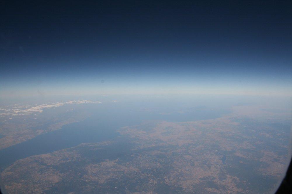 Und die Erde ist doch rund.... ;-)