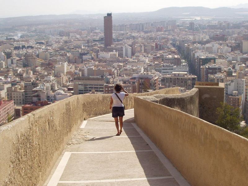 und die Stadt lag ihr zu Füßen....