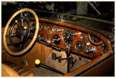 Und ein Mercedes-Cabrio