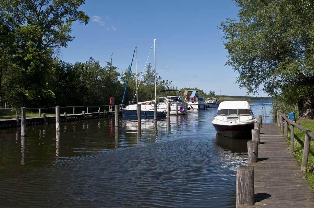 ..................und einen wunderschönen, romantischen Hafen