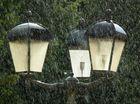 ...und es regnet schon wieder.