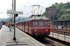 ... und im Betrieb in Koblenz.