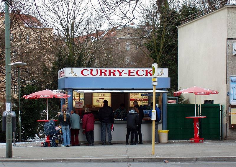 Und immer schmeckt die Currywurst
