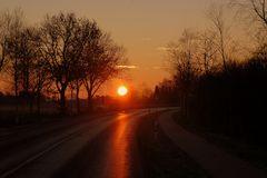 Und immer wieder geht die Sonne auf