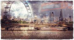 Und immer wieder London...