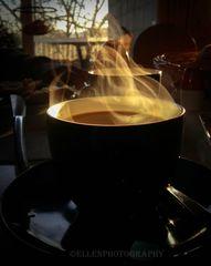 ...und jetzt ein Tässchen duftender Kaffee! ...........
