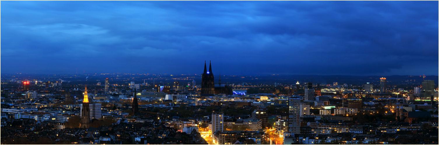 Und noch ein Köln-Pano