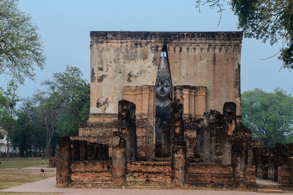 und noch eine buddha-statue