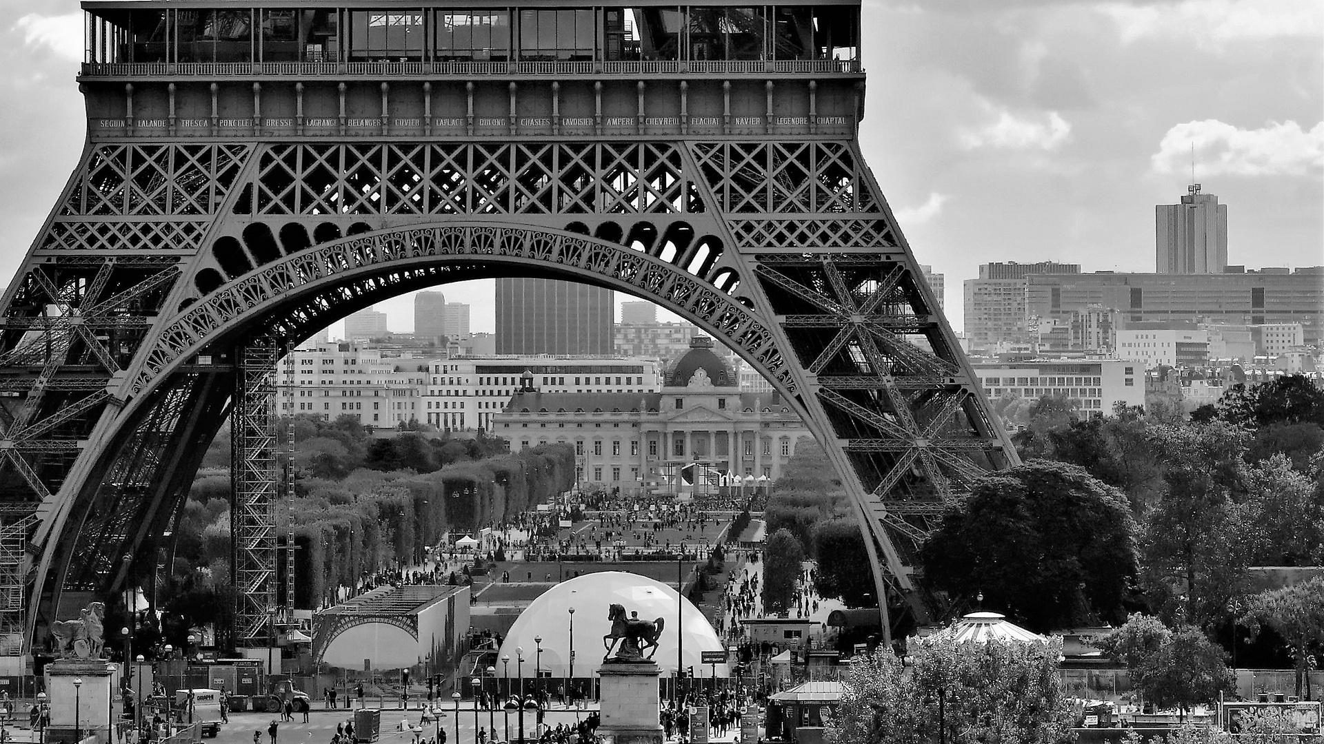 Und noch einmal Paris