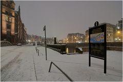 Und noch eins aus dem Schnee