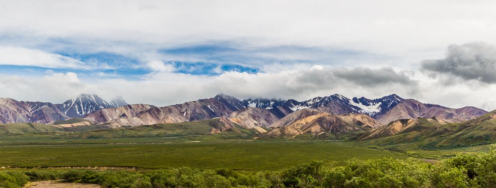 und noch mehr Berge aus dem Denali National Park