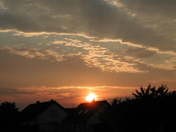 Und noch mehr Sonnenuntergänge