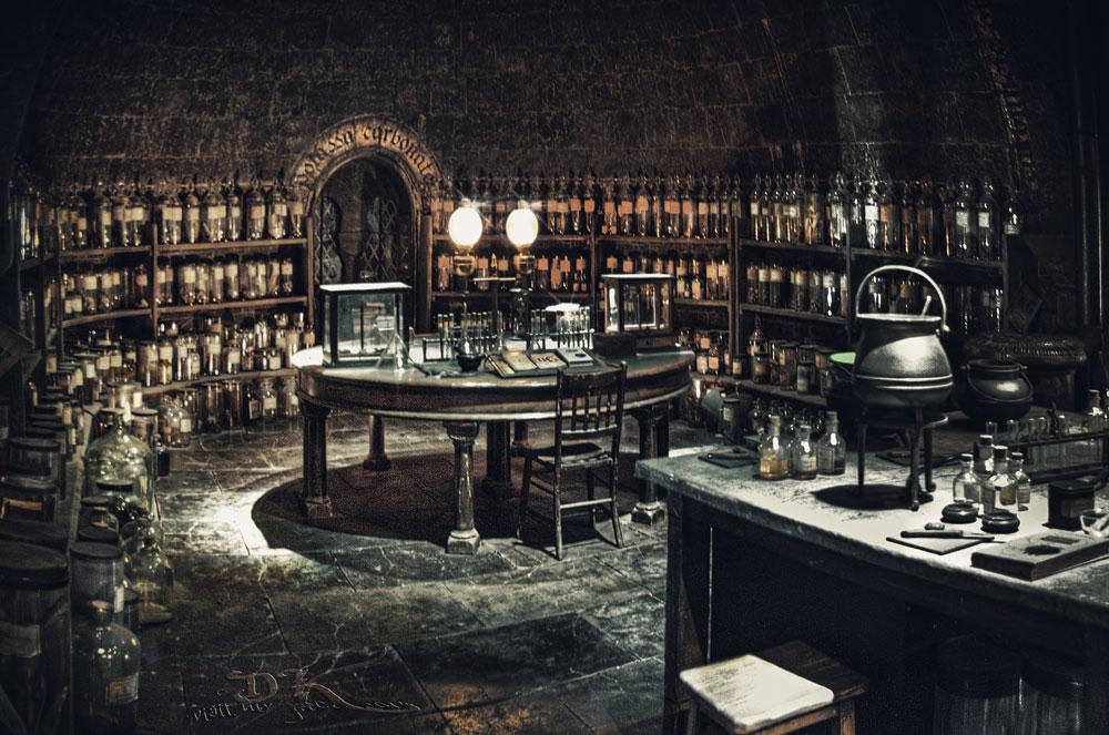 Und noch mehr Zaubertränke... Foto & Bild | mystische orte, specials ...
