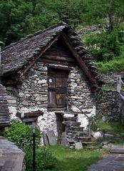 ... und noch 'n Walserhaus -