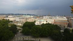 Und nochmal Wien von oben II