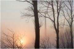 Und plötzlich kam der Nebel