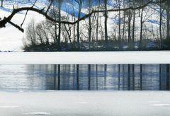 ... und ruhig liegt der See