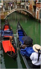 Und schon wieder ein Bild aus Venedig!