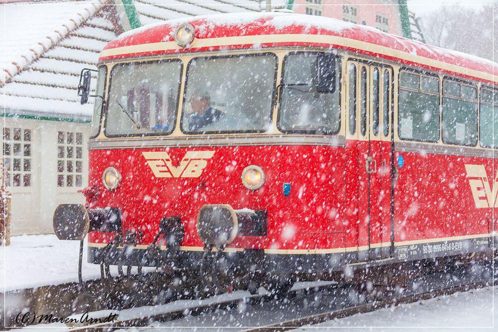 Und schon wieder Schnee von gestern ..