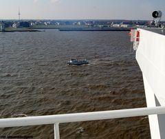 Und unten sehen Sie die Grosse Hafenrundfahrt
