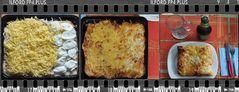 ..und vor dem D-Spiel Pizza mit Büffelmozzarella (MT)