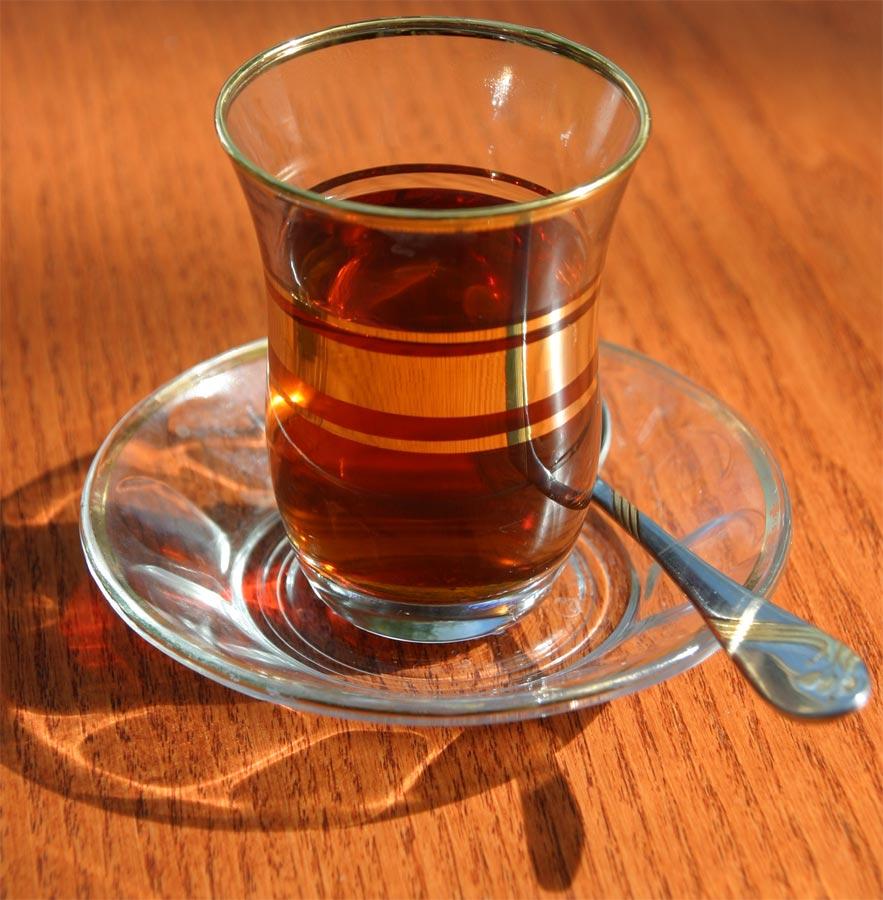 und was ist mit Tee?