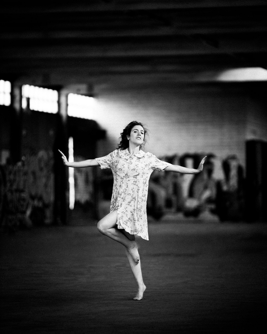Und wenn sie tanzt...