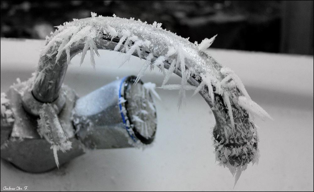 Und wieder Eiskalt ...
