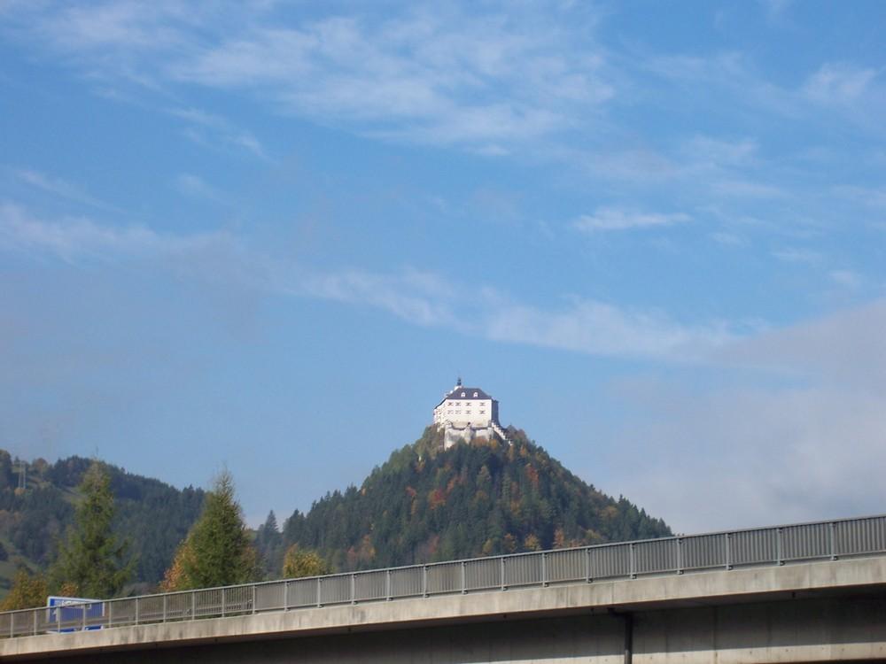 Und wieder mal in Österreich