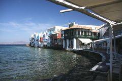 ... und wieder mal: Little Venice of Mykonos, Nachsaison