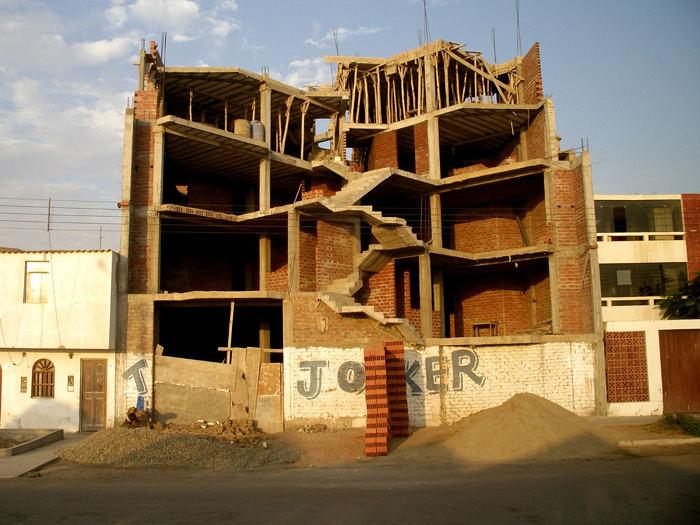 under eternal construction
